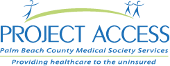 Project Access Palm Beach County Logo